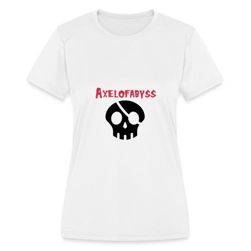 skull pirate 2 - Women's Moisture Wicking Performance T-Shirt