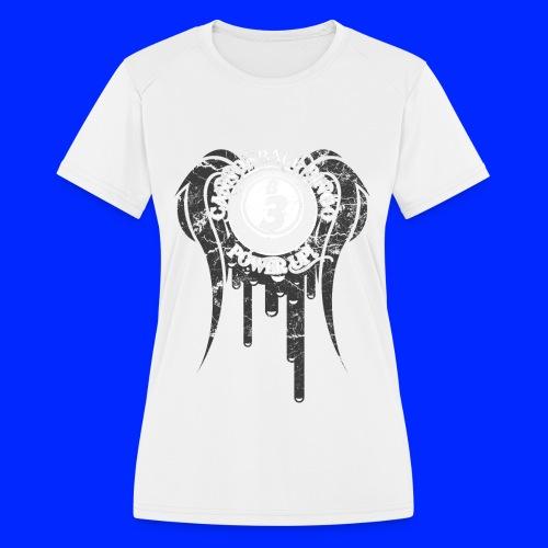 180503 CBBNewTee3 - Women's Moisture Wicking Performance T-Shirt