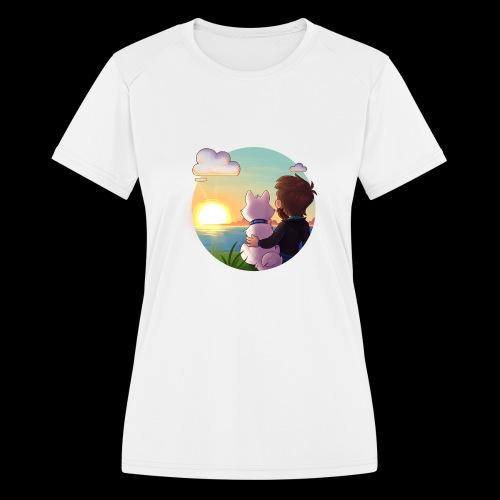 xBishop - Women's Moisture Wicking Performance T-Shirt