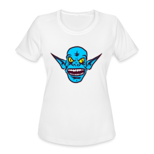 Troll - Women's Moisture Wicking Performance T-Shirt