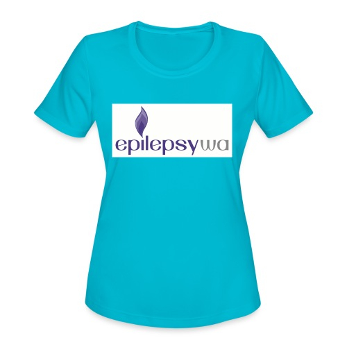 Epilepsy WA - Women's Moisture Wicking Performance T-Shirt
