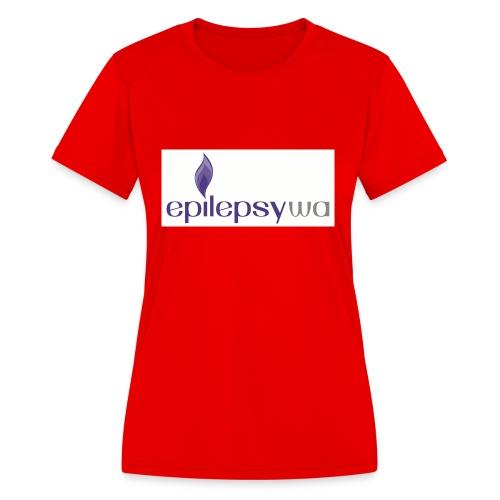 Epilepsy WA - Women's Moisture Wicking Performance T-Shirt