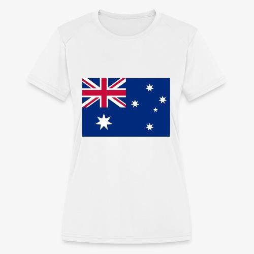 Bradys Auzzie prints - Women's Moisture Wicking Performance T-Shirt