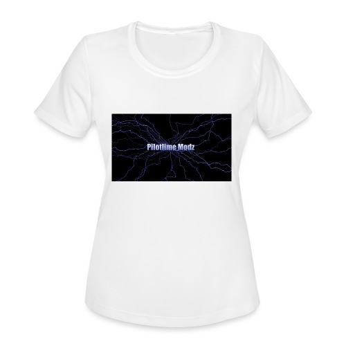 backgrounder - Women's Moisture Wicking Performance T-Shirt