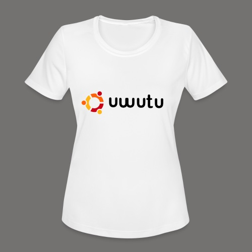 UWUTU - Women's Moisture Wicking Performance T-Shirt