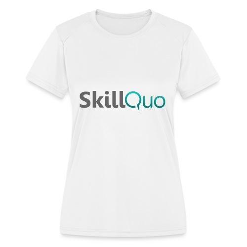 SkillQuo New - Women's Moisture Wicking Performance T-Shirt