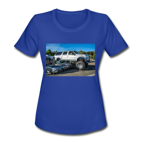 FB IMG 1494137390200 - Women's Moisture Wicking Performance T-Shirt