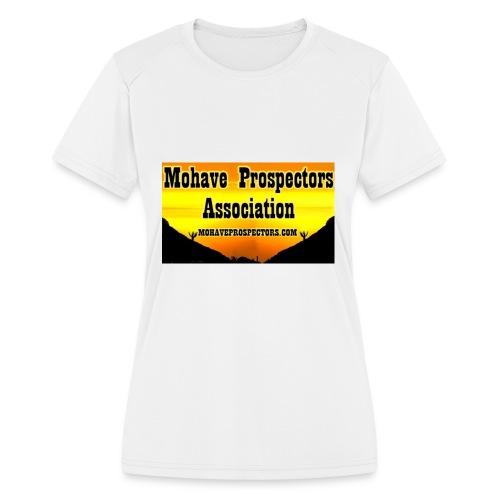 MPA Nametag - Women's Moisture Wicking Performance T-Shirt