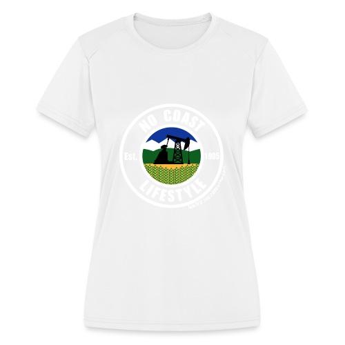 NCL Oil - Women's Moisture Wicking Performance T-Shirt