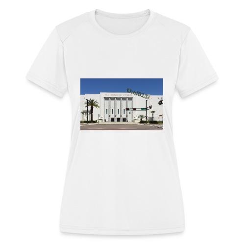 Hillsborough County - Women's Moisture Wicking Performance T-Shirt