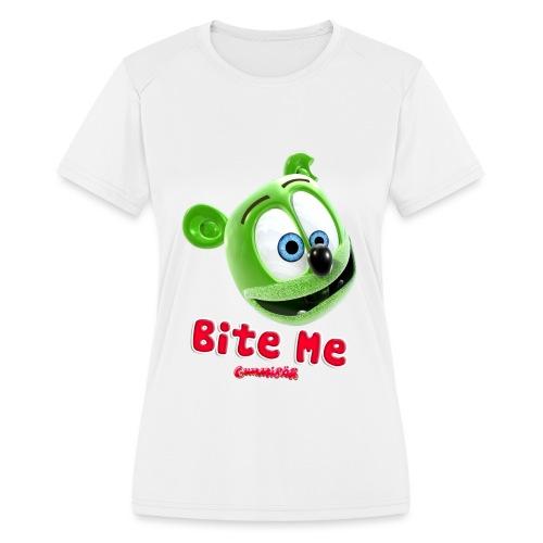 Bite Me - Women's Moisture Wicking Performance T-Shirt