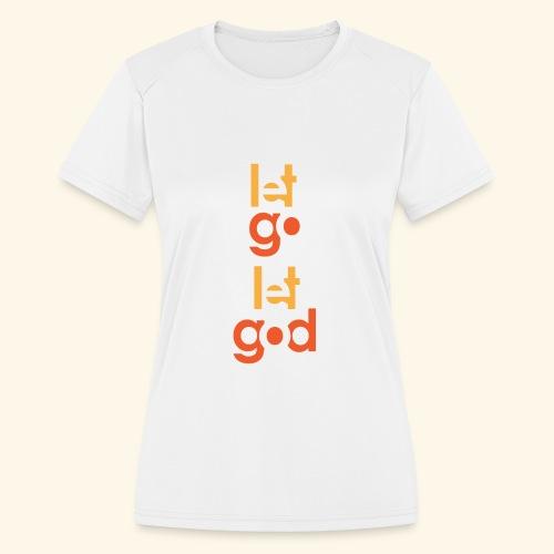 LGLG #11 - Women's Moisture Wicking Performance T-Shirt