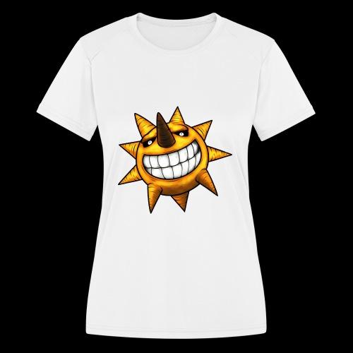 Soul Eater Sun - Women's Moisture Wicking Performance T-Shirt