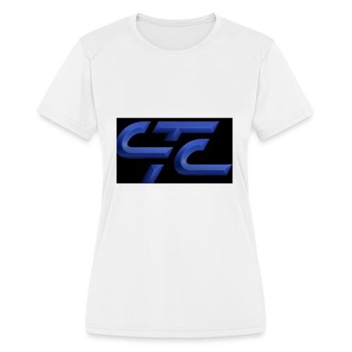 4CA47E3D 2855 4CA9 A4B9 569FE87CE8AF - Women's Moisture Wicking Performance T-Shirt