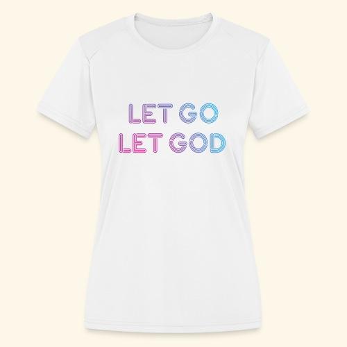 LGLG #6 - Women's Moisture Wicking Performance T-Shirt