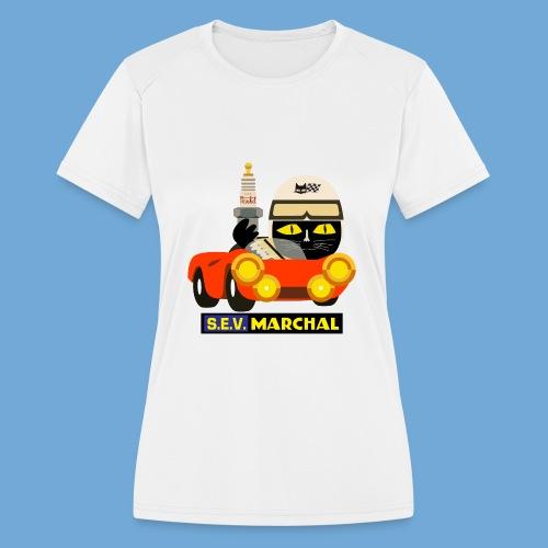 Marchal racer - Women's Moisture Wicking Performance T-Shirt