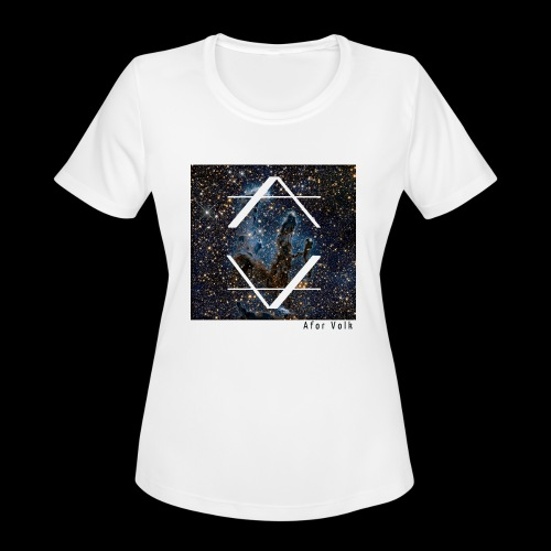 Afor Volk V2 - Women's Moisture Wicking Performance T-Shirt