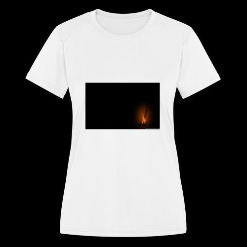 Fire-Links - Women's Moisture Wicking Performance T-Shirt