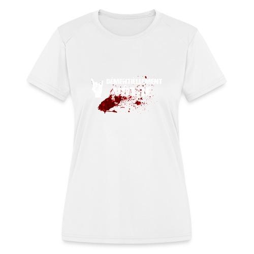 2017-LOGO-2-4000PX Long Sleeve Shirts - Women's Moisture Wicking Performance T-Shirt