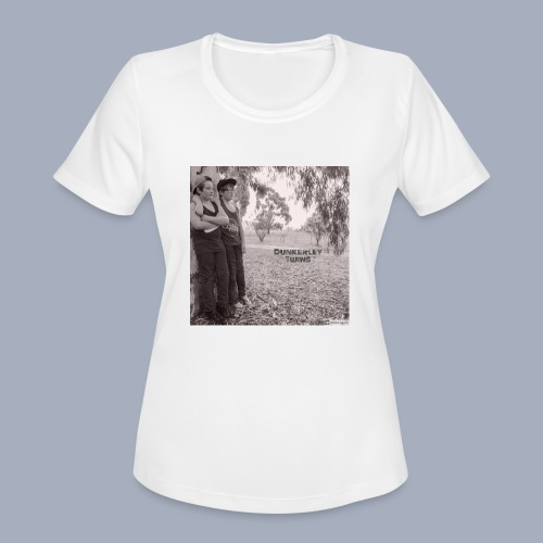 dunkerley twins - Women's Moisture Wicking Performance T-Shirt