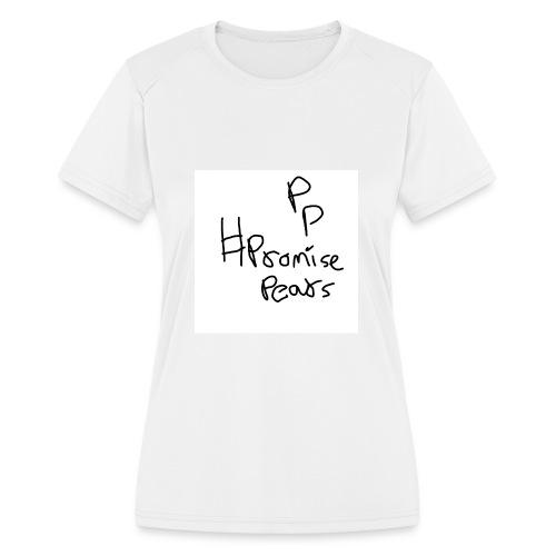 Random design - Women's Moisture Wicking Performance T-Shirt