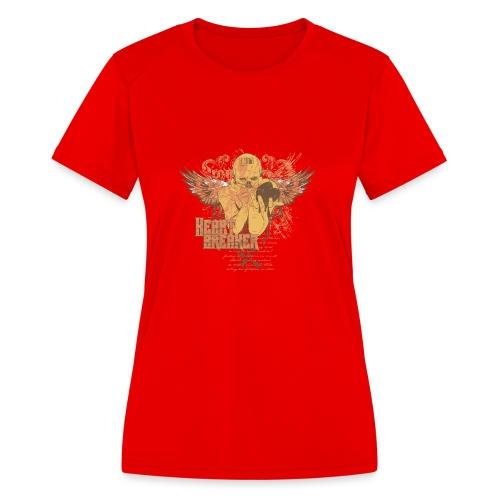 teetemplate54 - Women's Moisture Wicking Performance T-Shirt