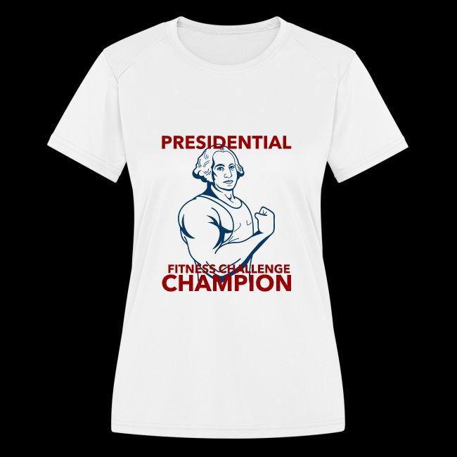 Presidential Fitness Challenge Champ - Washington