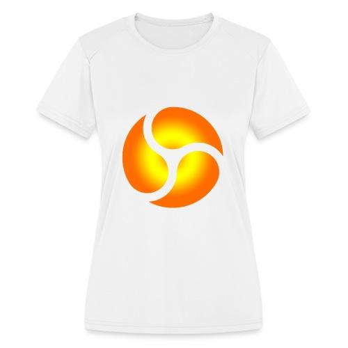 triskele harmony - Women's Moisture Wicking Performance T-Shirt