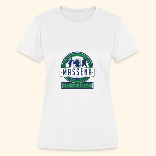 Massena CitP - Women's Moisture Wicking Performance T-Shirt