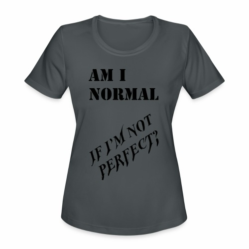 Misfit - Women's Moisture Wicking Performance T-Shirt