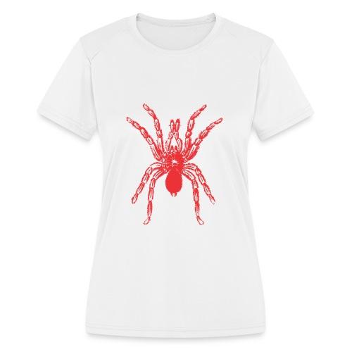 Spider - Women's Moisture Wicking Performance T-Shirt