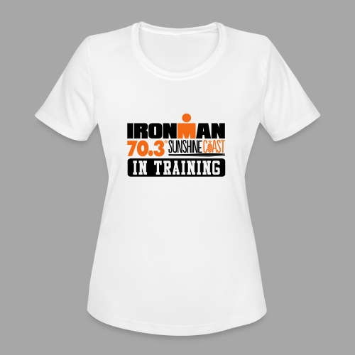 70.3 Sunshine Coast - Women's Moisture Wicking Performance T-Shirt