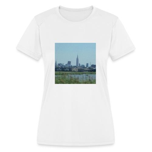 New York - Women's Moisture Wicking Performance T-Shirt