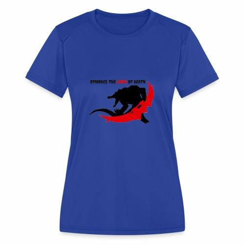 Renekton's Design - Women's Moisture Wicking Performance T-Shirt
