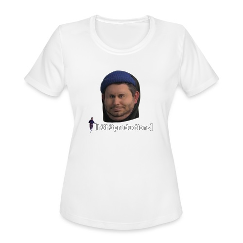 h3h3productions Ethan Klein - Women's Moisture Wicking Performance T-Shirt