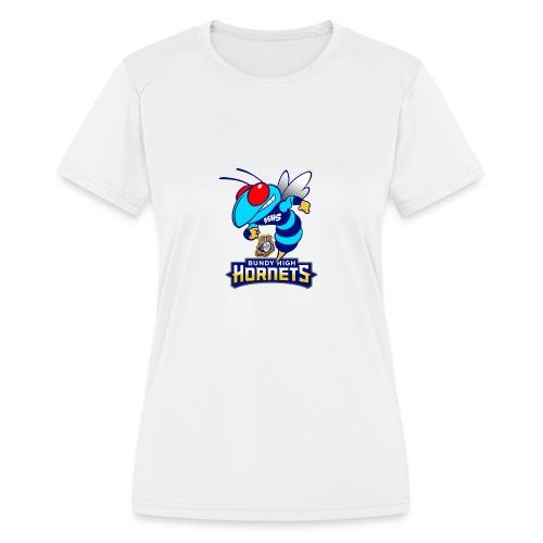 Hornets FINAL - Women's Moisture Wicking Performance T-Shirt