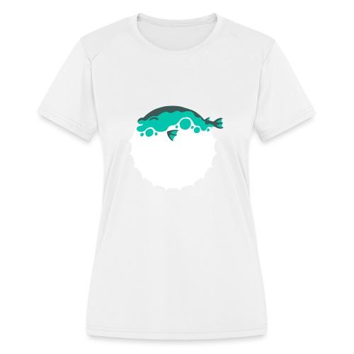 FUGU - Women's Moisture Wicking Performance T-Shirt