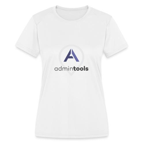 geo jobe Admin Tools - Women's Moisture Wicking Performance T-Shirt