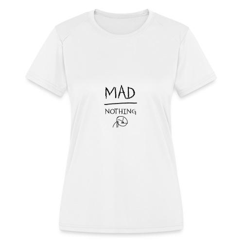 mon1 - Women's Moisture Wicking Performance T-Shirt