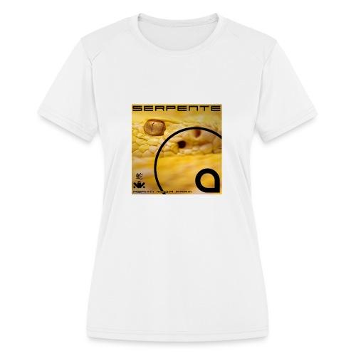 Serpente EP - Women's Moisture Wicking Performance T-Shirt