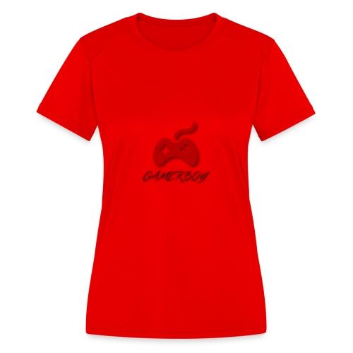 Gamerboy - Women's Moisture Wicking Performance T-Shirt