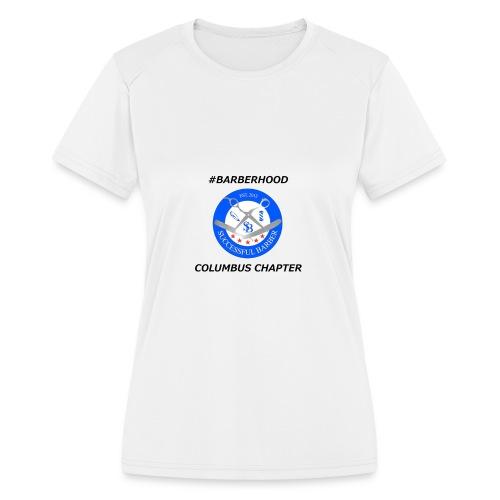 SB Columbus Chapter - Women's Moisture Wicking Performance T-Shirt