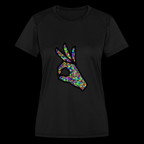 Nobody is Safe - Women's Moisture Wicking Performance T-Shirt