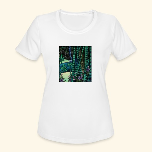 Guarded Cove - Women's Moisture Wicking Performance T-Shirt