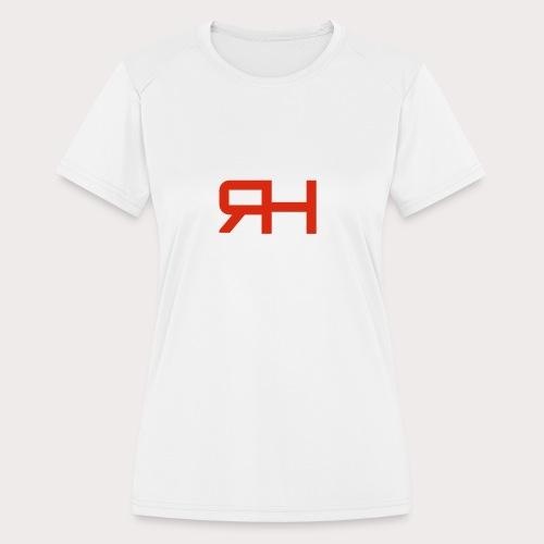 RED HEAD - Women's Moisture Wicking Performance T-Shirt