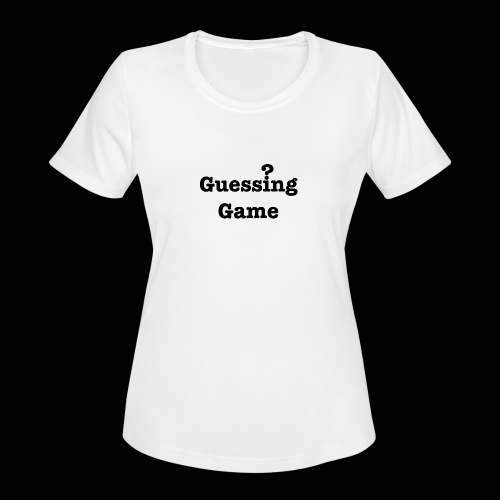 Question - Women's Moisture Wicking Performance T-Shirt