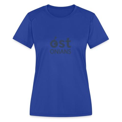 OSTonians - Women's Moisture Wicking Performance T-Shirt