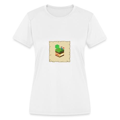 TurkiyeCraft - Women's Moisture Wicking Performance T-Shirt