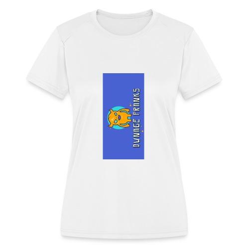 logo iphone5 - Women's Moisture Wicking Performance T-Shirt