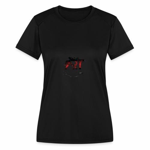 ART - Women's Moisture Wicking Performance T-Shirt